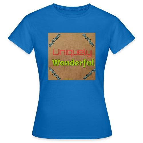 Autism statement - Women's T-Shirt