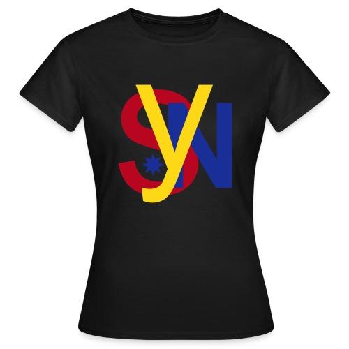 syn - Frauen T-Shirt