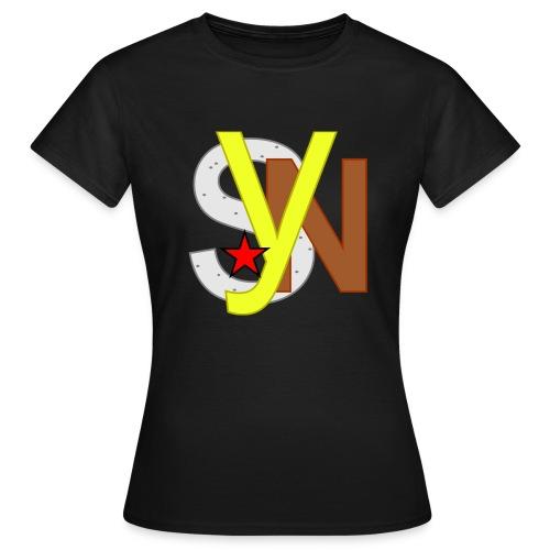 syn stern5 - Frauen T-Shirt