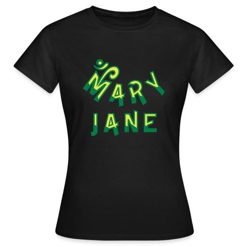 Mary Jane - Women's T-Shirt