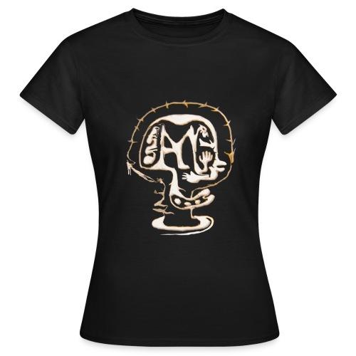 logo 6 png - T-shirt Femme