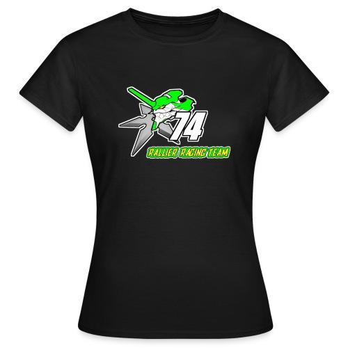 Rallier Racing Team - T-shirt Femme
