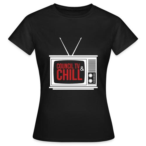 Council TV & Chill - Women's T-Shirt