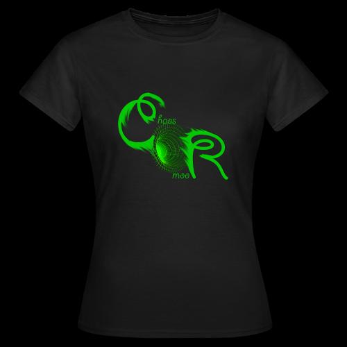 ChaosRoom Logo17 - Frauen T-Shirt