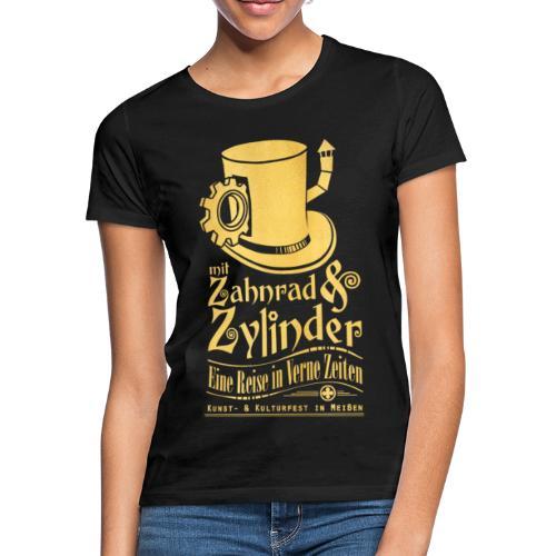 ZuZ 2017 + Brust- & Rückenmotiv - Frauen T-Shirt