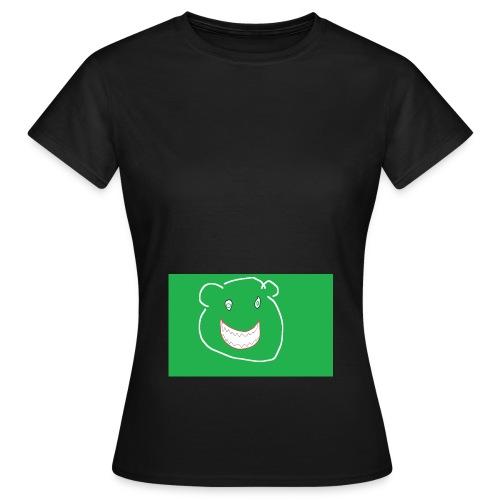 JakeJ Green bear Merchandise - T-shirt dam