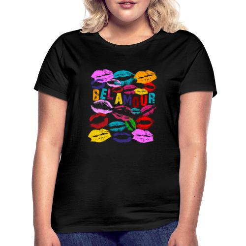 Bel Amour - T-shirt dam