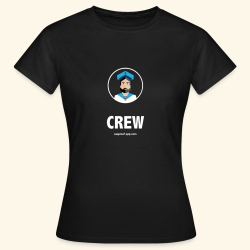 SeaProof Crew - Frauen T-Shirt