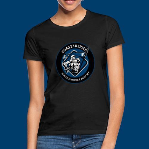 Korsfarerne - T-skjorte for kvinner