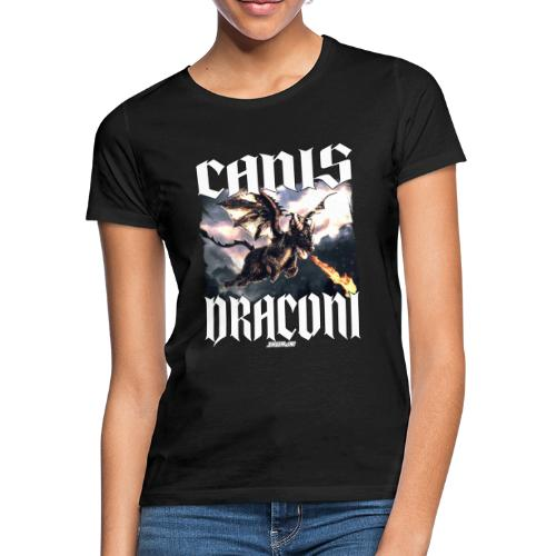 Canis Draconi - Vrouwen T-shirt