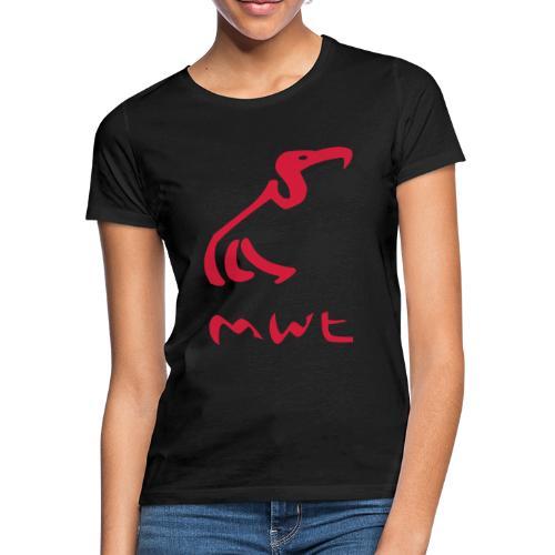 mwt avec nom - Frauen T-Shirt