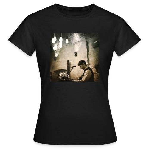 Lonely Sisters Rodeo man on guitar - Frauen T-Shirt