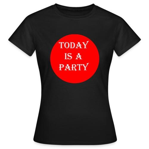 today - T-shirt Femme