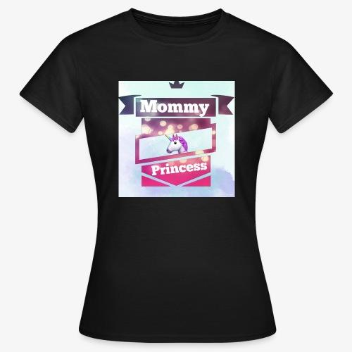 Mommy & Princess - Frauen T-Shirt