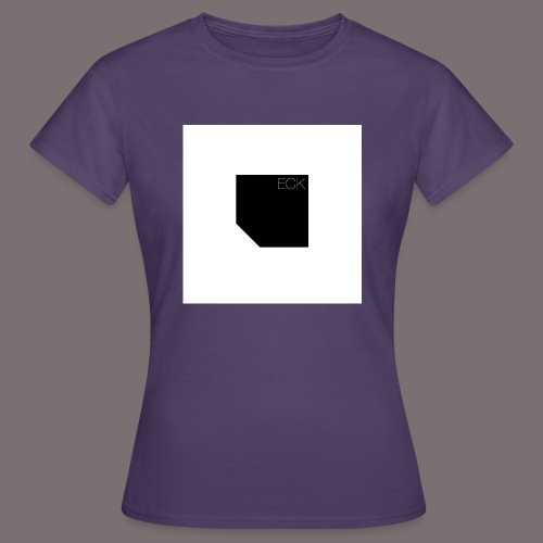 ecke - Frauen T-Shirt