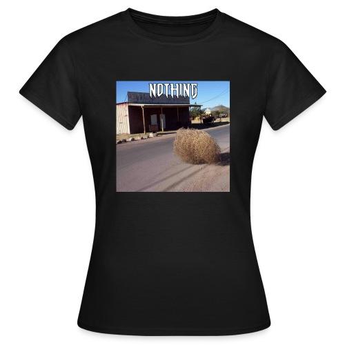NOTHING - T-shirt Femme