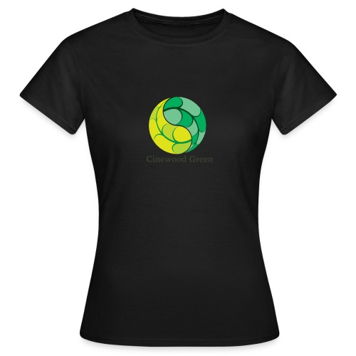 Cinewood Green - Women's T-Shirt