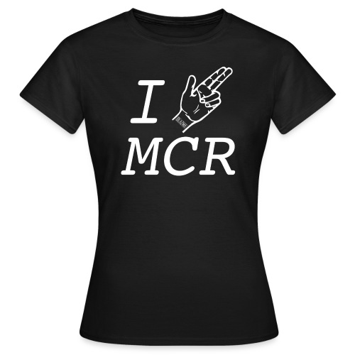 I Gunfinger MCR White - Women's T-Shirt