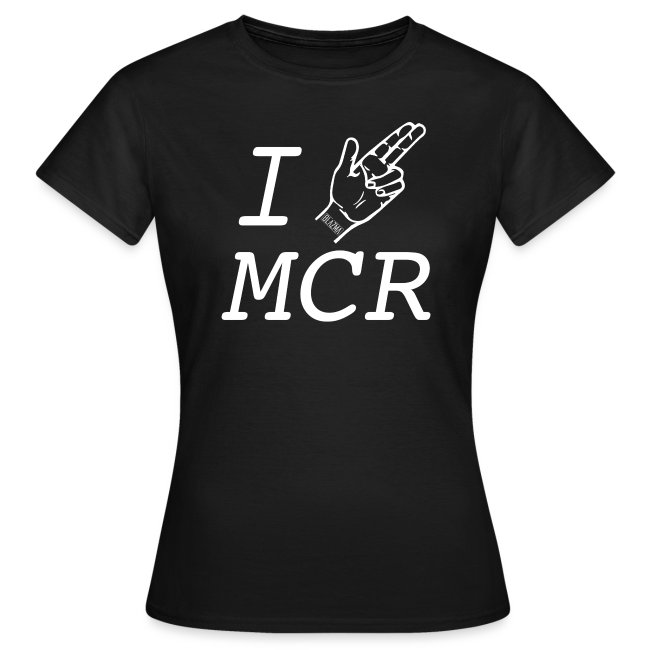 I Gunfinger MCR White