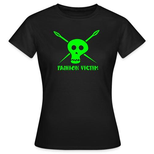 fashionvictim - Frauen T-Shirt