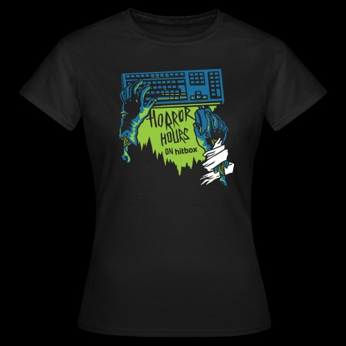 Horror Hours - Women's T-Shirt