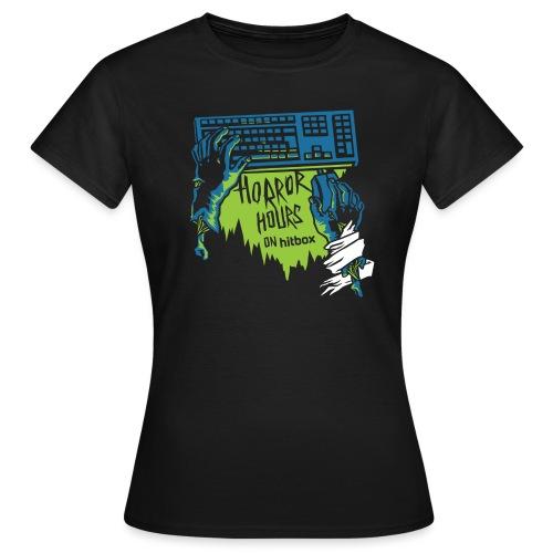 Horror Hours - Women's T-Shirt