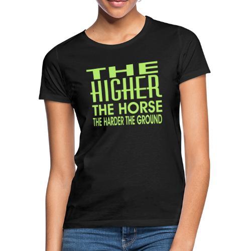 hoch2 - Frauen T-Shirt