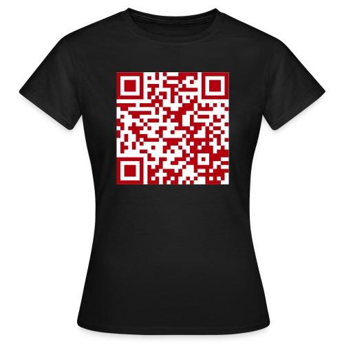 facebookrot - Frauen T-Shirt