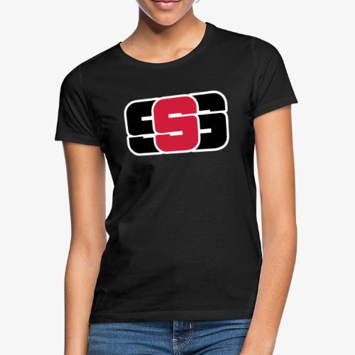 Stark ljudlösning - T-shirt dam