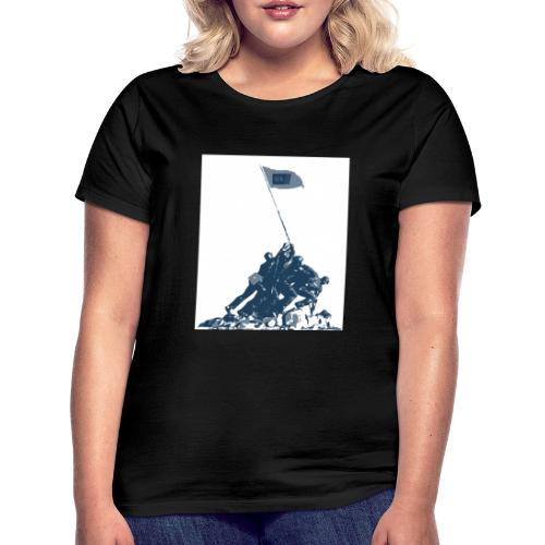 GS monument 1 1 - Frauen T-Shirt