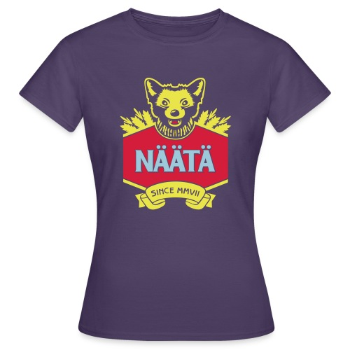 Näätä - Naisten t-paita