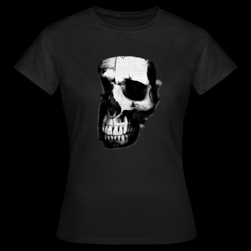 teschio darktrasp - Maglietta da donna