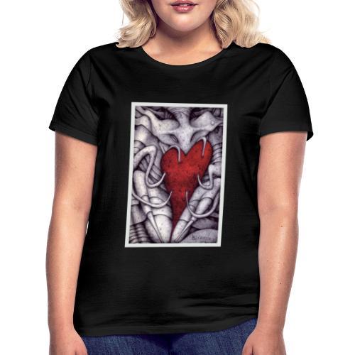 Demoni in Amore - Maglietta da donna