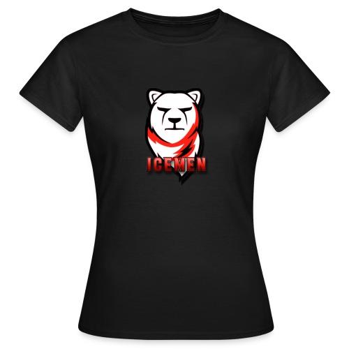 Ice Men Fashion - Vrouwen T-shirt