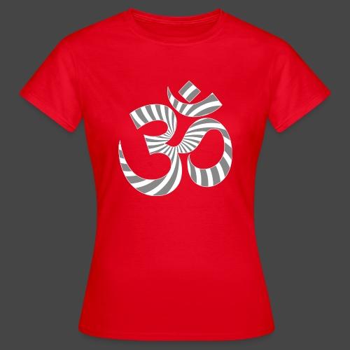 Om Aum Tekno 23 - T-shirt Femme