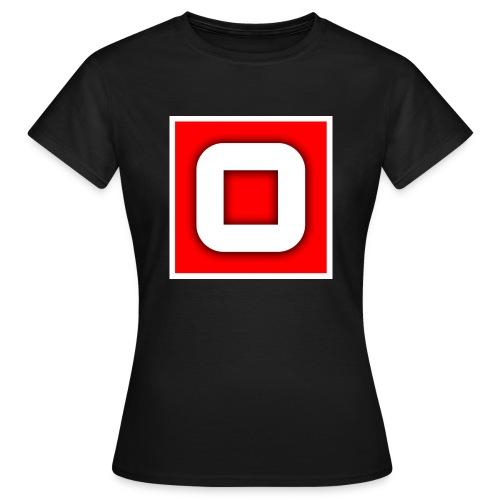 Vanlig Logo (tonåring) - T-shirt dam