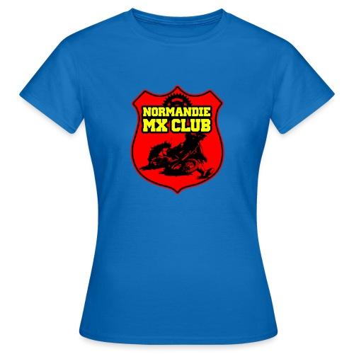 Casquette Normandie MX Club - T-shirt Femme