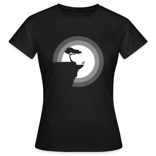La pleine lune - T-shirt Femme