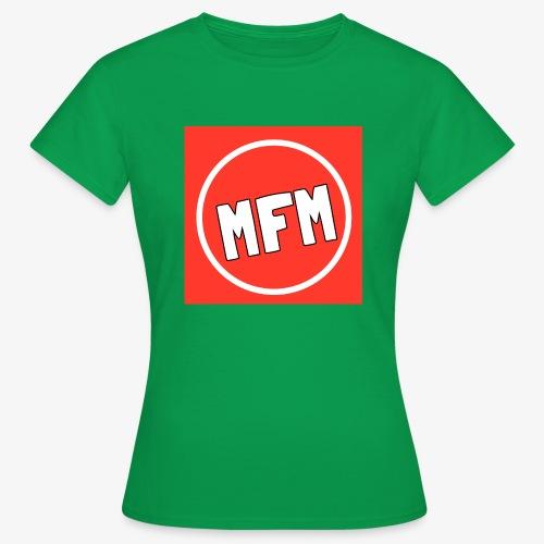 MrFootballManager Clothing - Women's T-Shirt