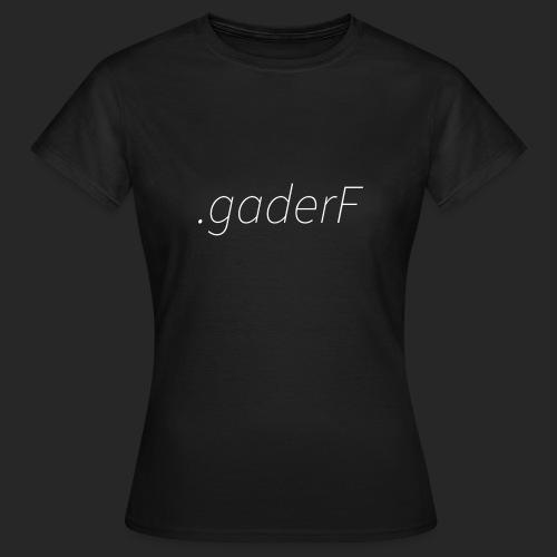 .gaderF - T-shirt dam