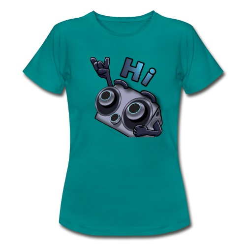 The DTS51 emote1 - Vrouwen T-shirt