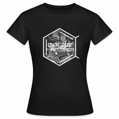 Outcode Records Art - Camiseta mujer