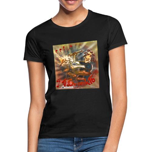 Design Drums 1. Chronik 16 - Frauen T-Shirt