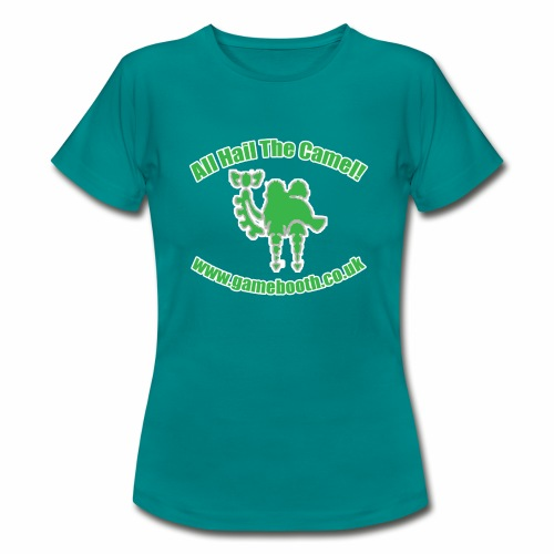 All Hail The Camel! - Women's T-Shirt