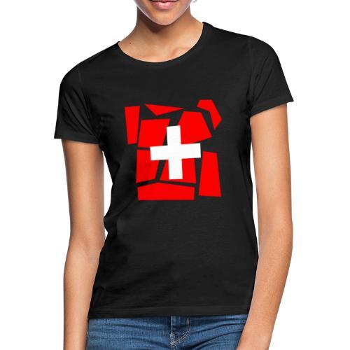 Schweizer Design Shirt - Frauen T-Shirt