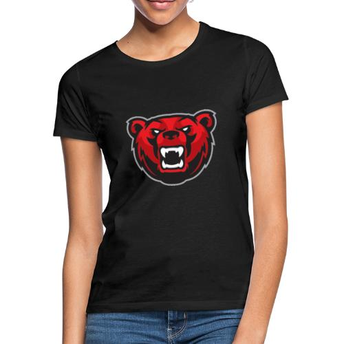Hampankläder Bear - T-shirt dam
