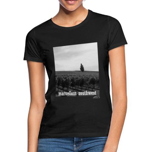 marvellous southwest - Frauen T-Shirt