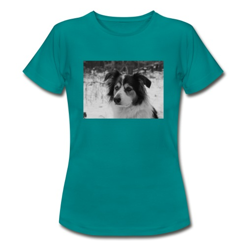 Skippy Winter - Frauen T-Shirt