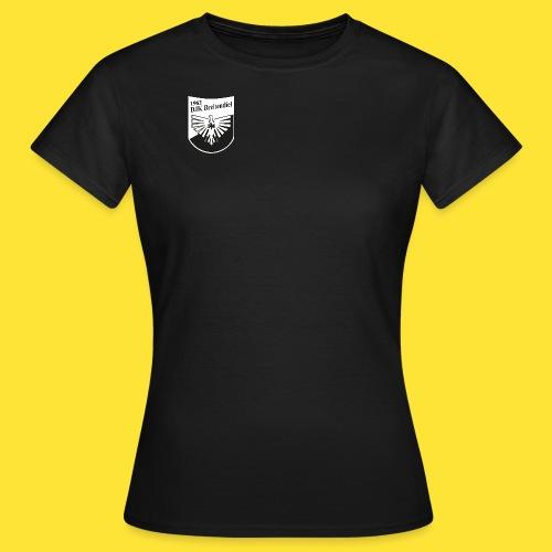 DJK Schwarz Weiß - Frauen T-Shirt