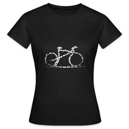 bike3_large - Women's T-Shirt